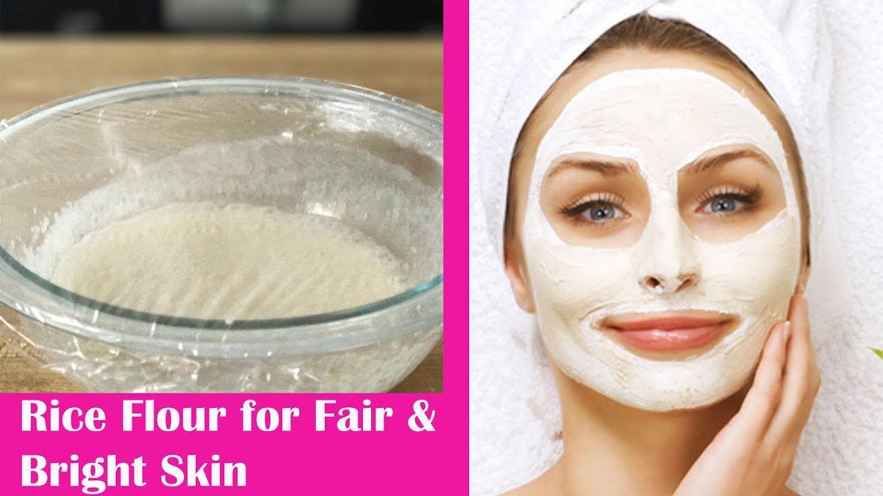 Yogurt & Rice Flour Face Pack Remove Tan & Blemishes
