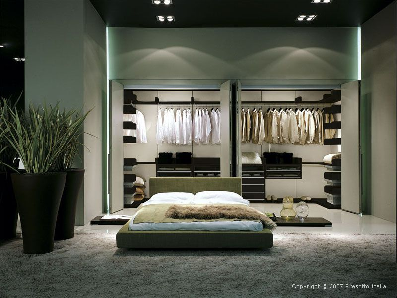 Wackenhut Schlafzimmer ~ Awesome presotto walk in wardrobe designs and modular walk in