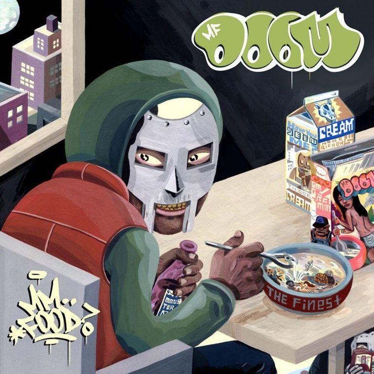 such a classic album Mf doom, Hip hop artists, Album covers