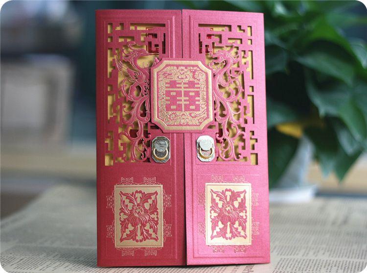 Cheap Wedding Invitations China