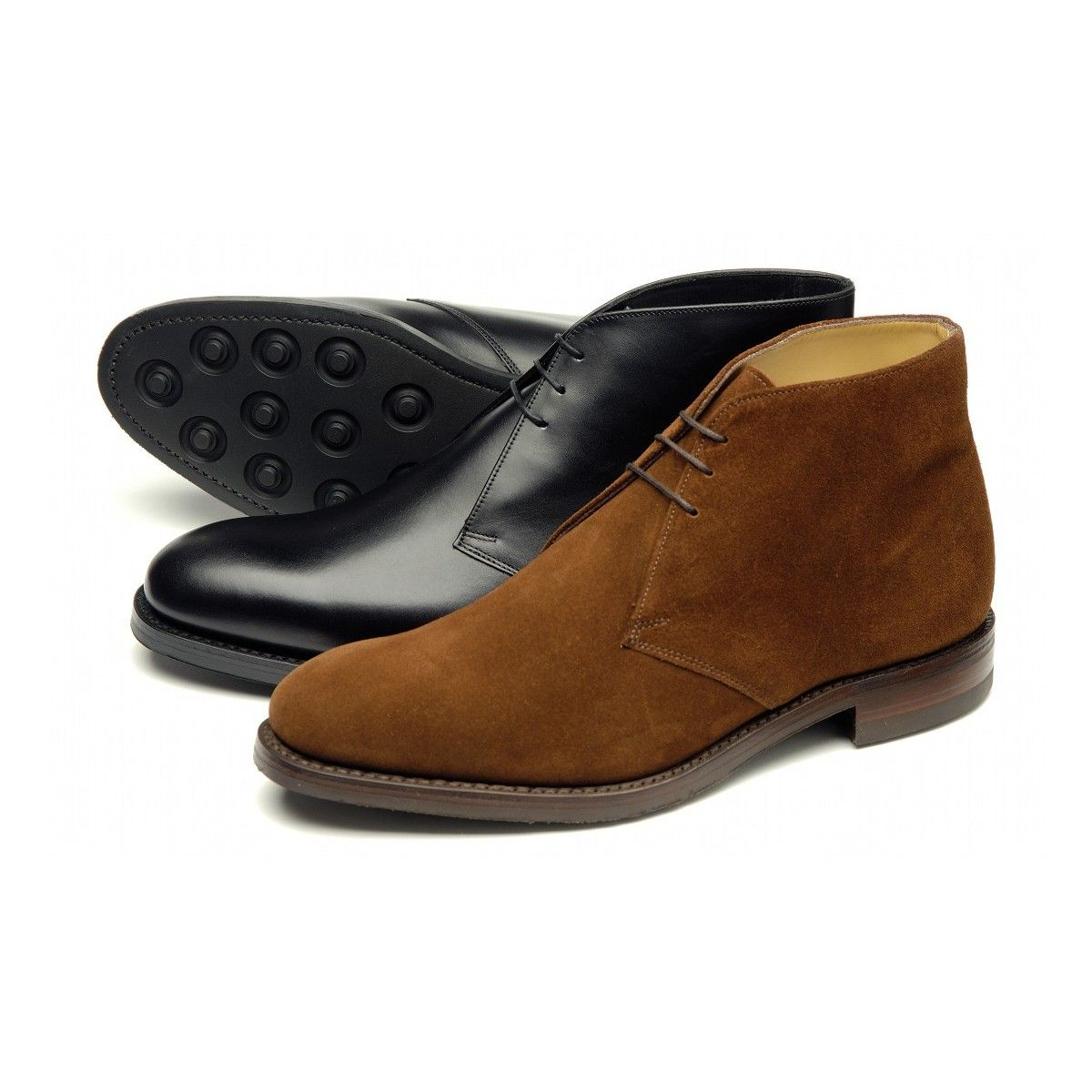 Loake Kempton Dainite Sole