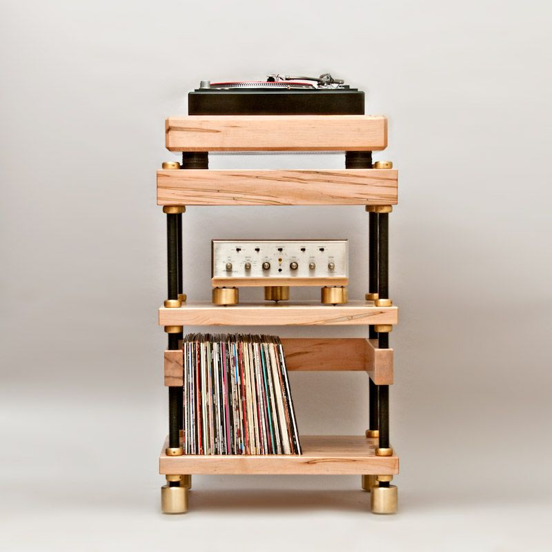 SAMSON Ultra Turntable Stand From Mapleshade
