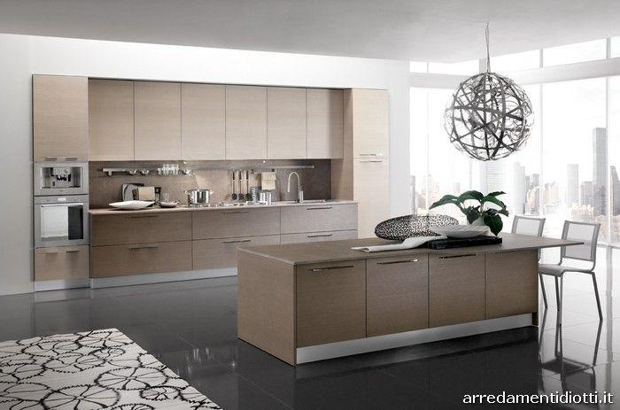 Beautiful Pavimenti Cucina Moderna Photos - Ideas & Design 2017 ...