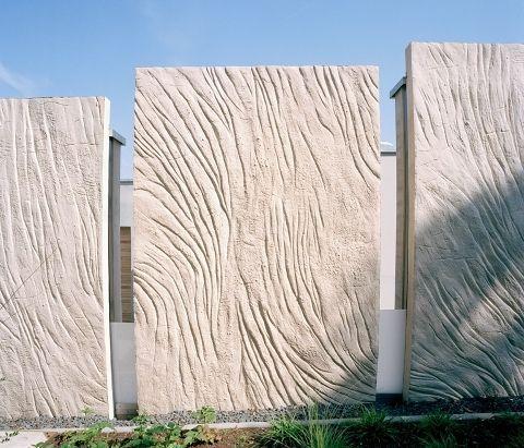 reinforced concrete facade panel bush hammered finish. Black Bedroom Furniture Sets. Home Design Ideas