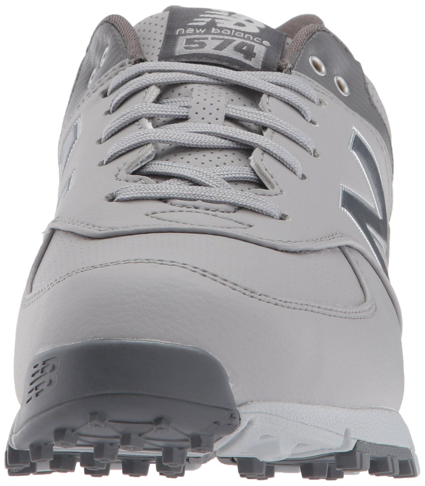 online store 29de6 55583 Golf Shoes Mens     New Balance Mens 574 SL Golf Shoe Grey Silver 10.5 2E  2E US -- Have a look at this wonderful product. (This is an affiliate link).