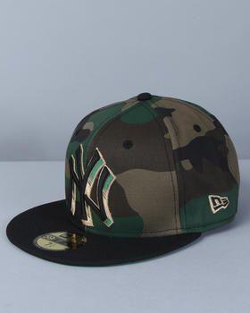 Camo NY Yankees hat  D  158d129e75e