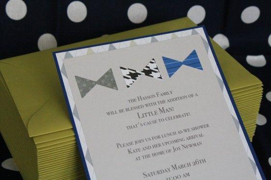 Bow tie invite little men theme party ideas pinterest bow bow tie invite little men theme filmwisefo Choice Image