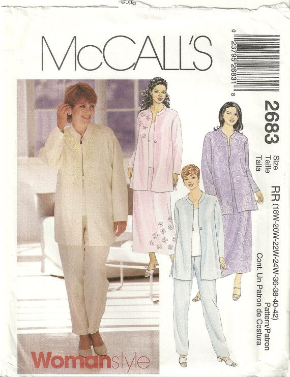 The Mother Of Bride Dress Plus Size Mccalls Patterns