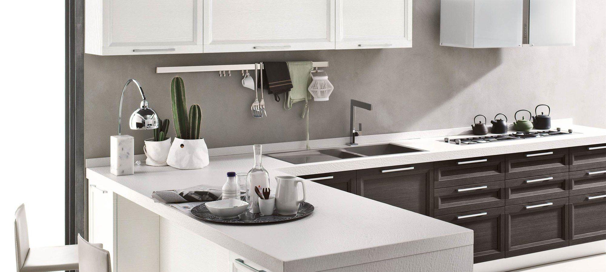 cucine moderne stosa - modello cucina malibù 02 | arredamento ...