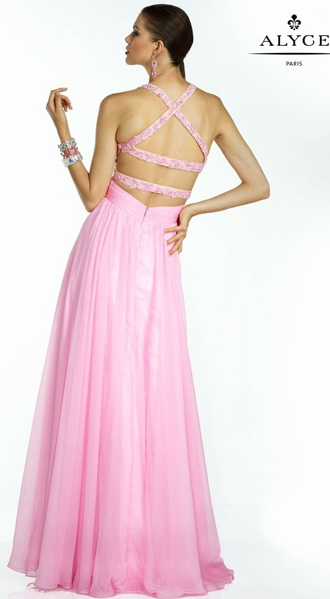 Prom Dresses Ball Dresses by B\'Dazzle for Alyce Paris<BR>aay35766<BR ...