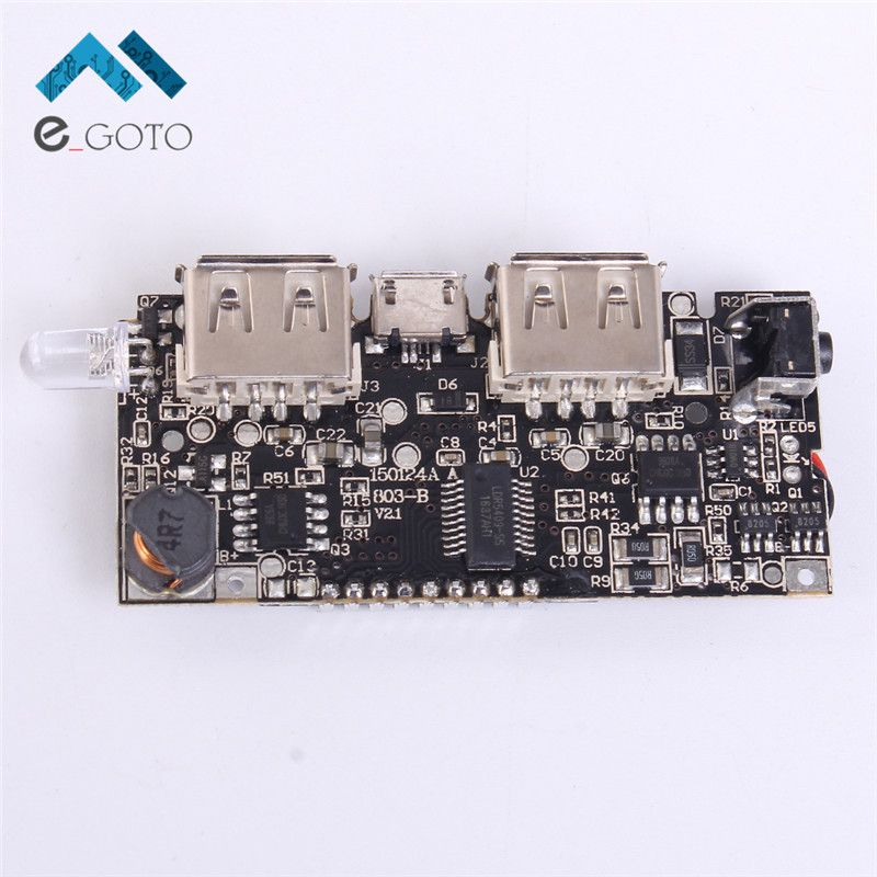 1Pcs 5V Battery Charge Discharge Protection Integration Board Voltage Module iy
