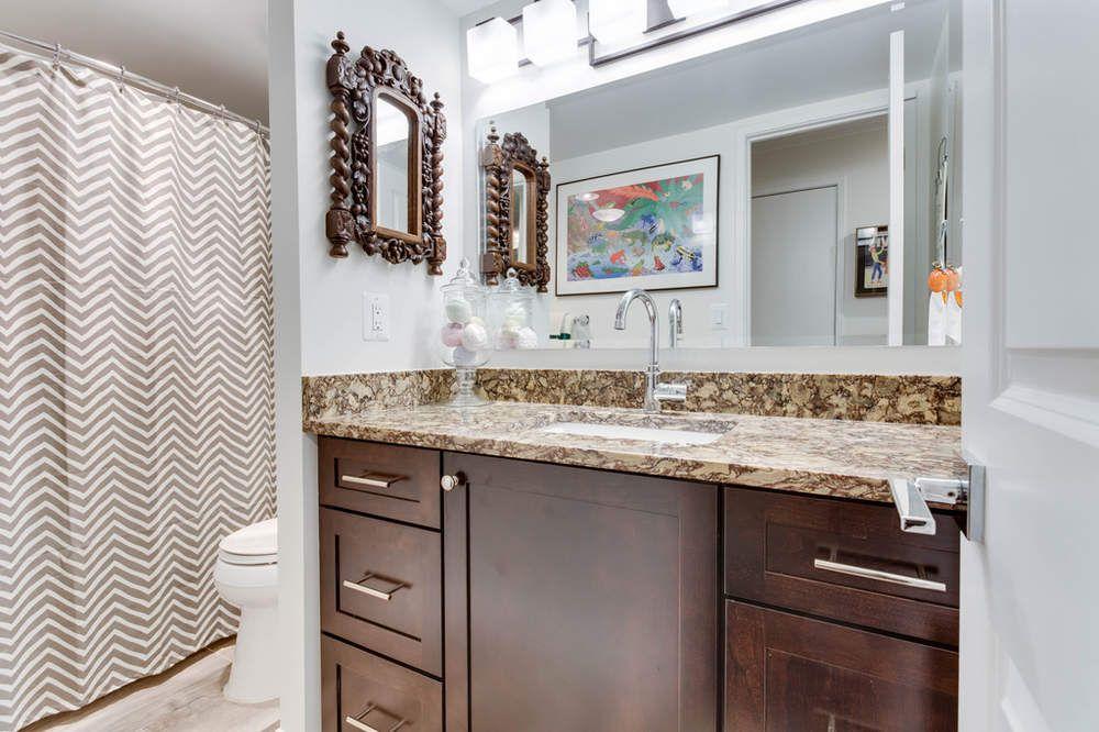 Transitional Bathroom Remodel Alexandria, VA | Bathroom ...