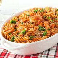 Casseroles | Pasta Bake With Chicken Recipe | Recipe4Living
