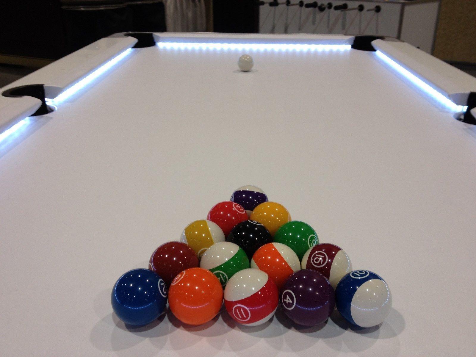 LED Pool & Billiard Table Lighting KIT light your JD