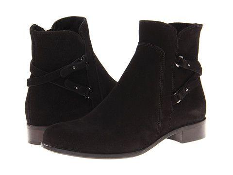 La Canadienne Sharon Black Leather