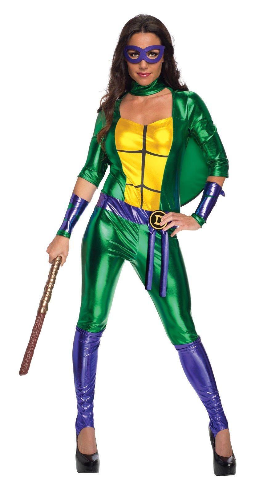 TMNT - Donatello Adult Jumpsuit