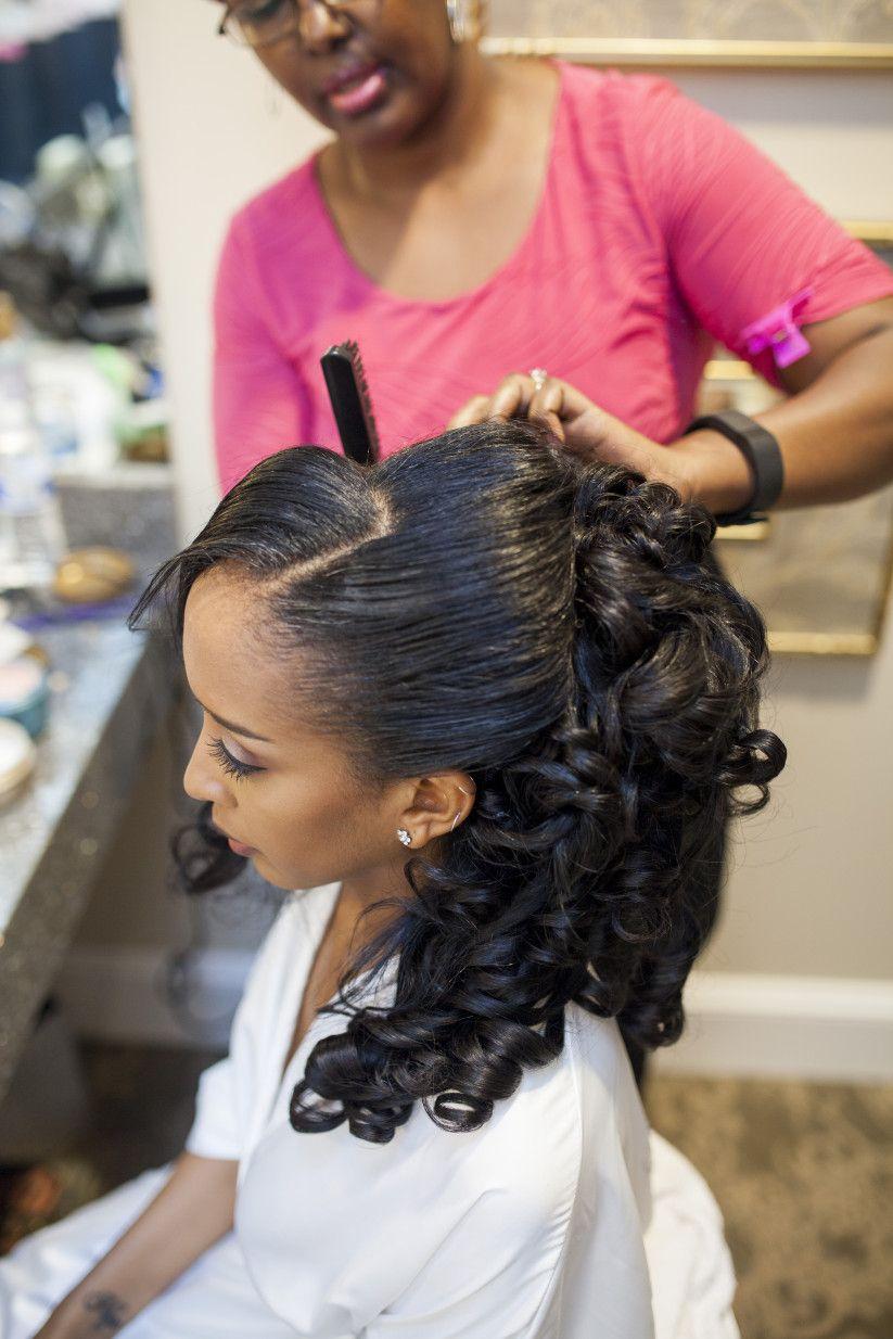 26 modern hairstyles for black brides black brides