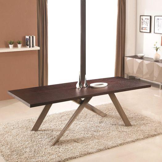 J M Furniture Nova Dining Table Table Dining Table Furniture