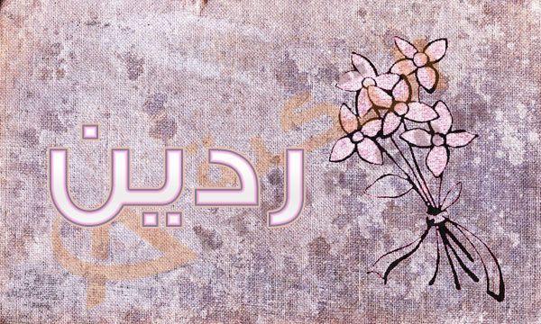 معنى اسم ردين Rodin في القاموس العربي اسم ردين من أسماء البنات الجديدة فقد بدأ في الانتشار هذه الفترة وتعتبر أسماء البنات كثي Enamel Pins Accessories Enamel