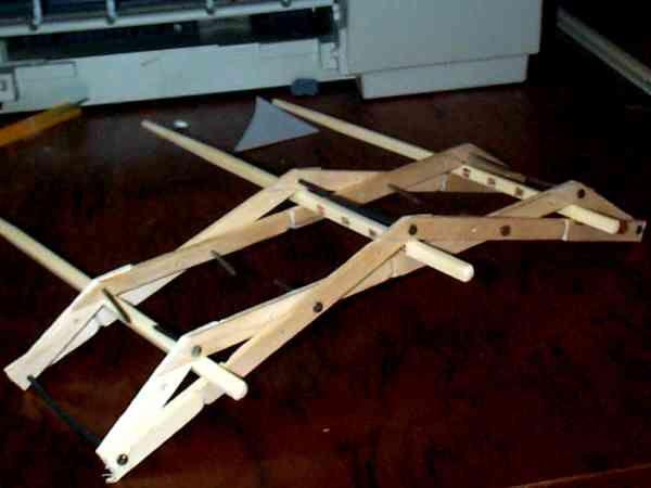 Reciprocal Frame Natural Building Pinterest Frames Bridges And Construction