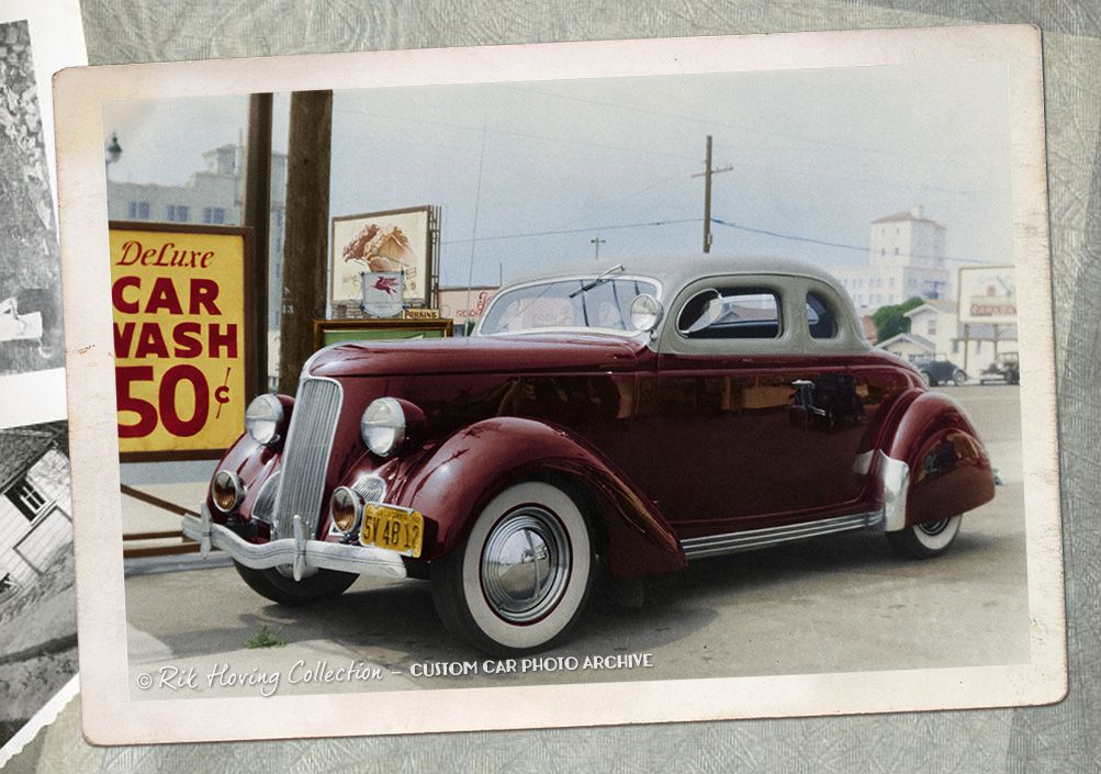 36 Ford In The Magnificent Thirties Forties With Images