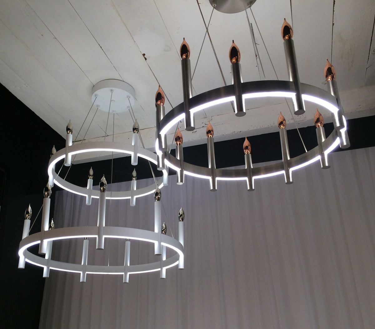 Tech lighting fiama led chandelier tech lighting pinterest the tech lighting fiama collection of led fixtures is a fresh contemporary take on the traditional dining room chandelier arubaitofo Choice Image