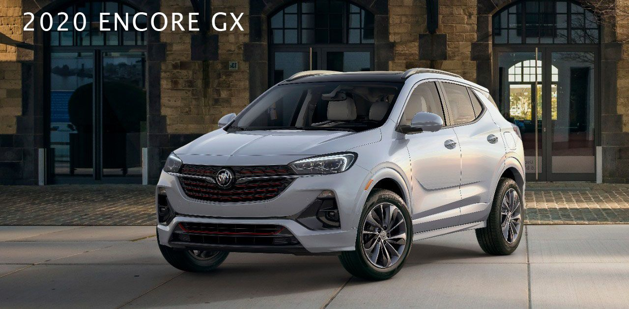 2020 Buick Encore Gx A Bigger Better Encore Buick Encore Chevrolet Trailblazer Buick