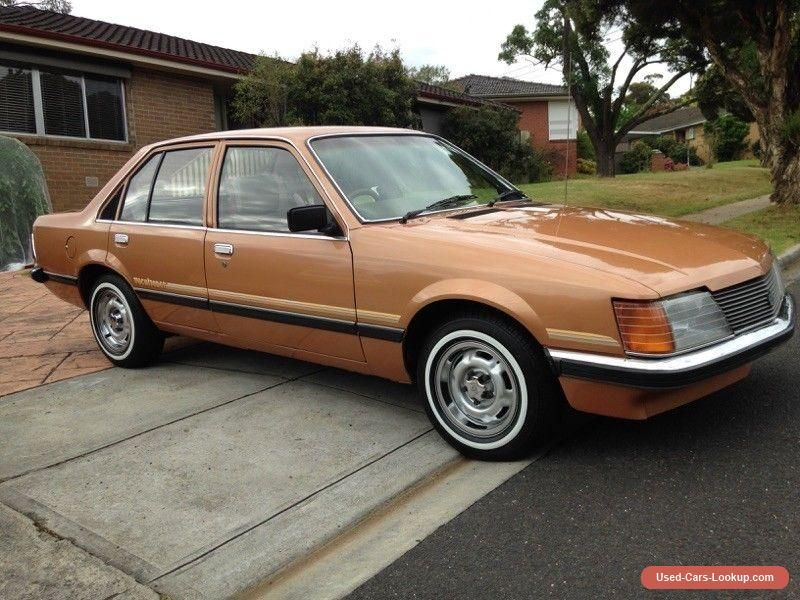 Holden Commodore VH Survivor Car 238000 KM books 2 previous owners ...