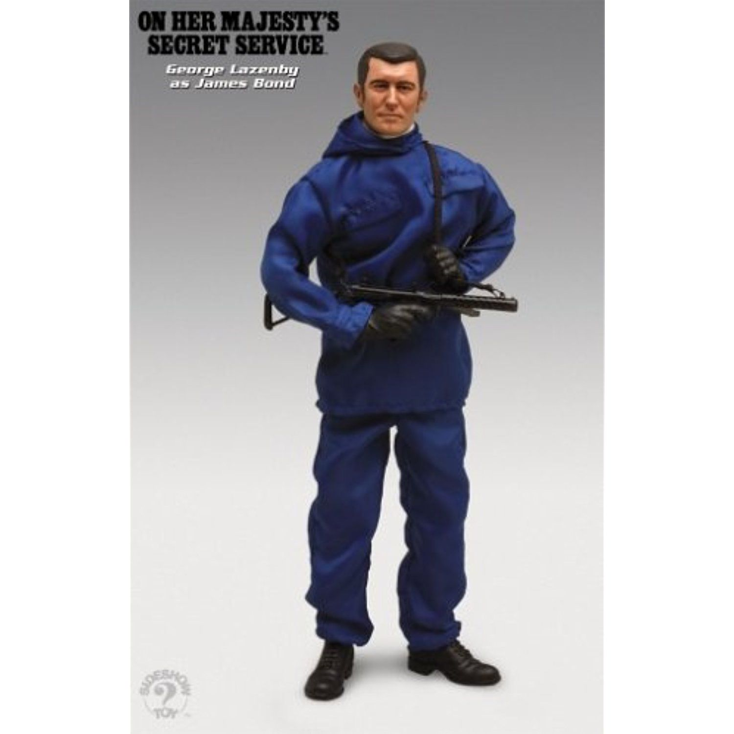 JAMES BOND 007 SEAN CONNERY LEGACY COLLECTION 1//6 SCALE  SIDESHOW  FIGURE NEW B