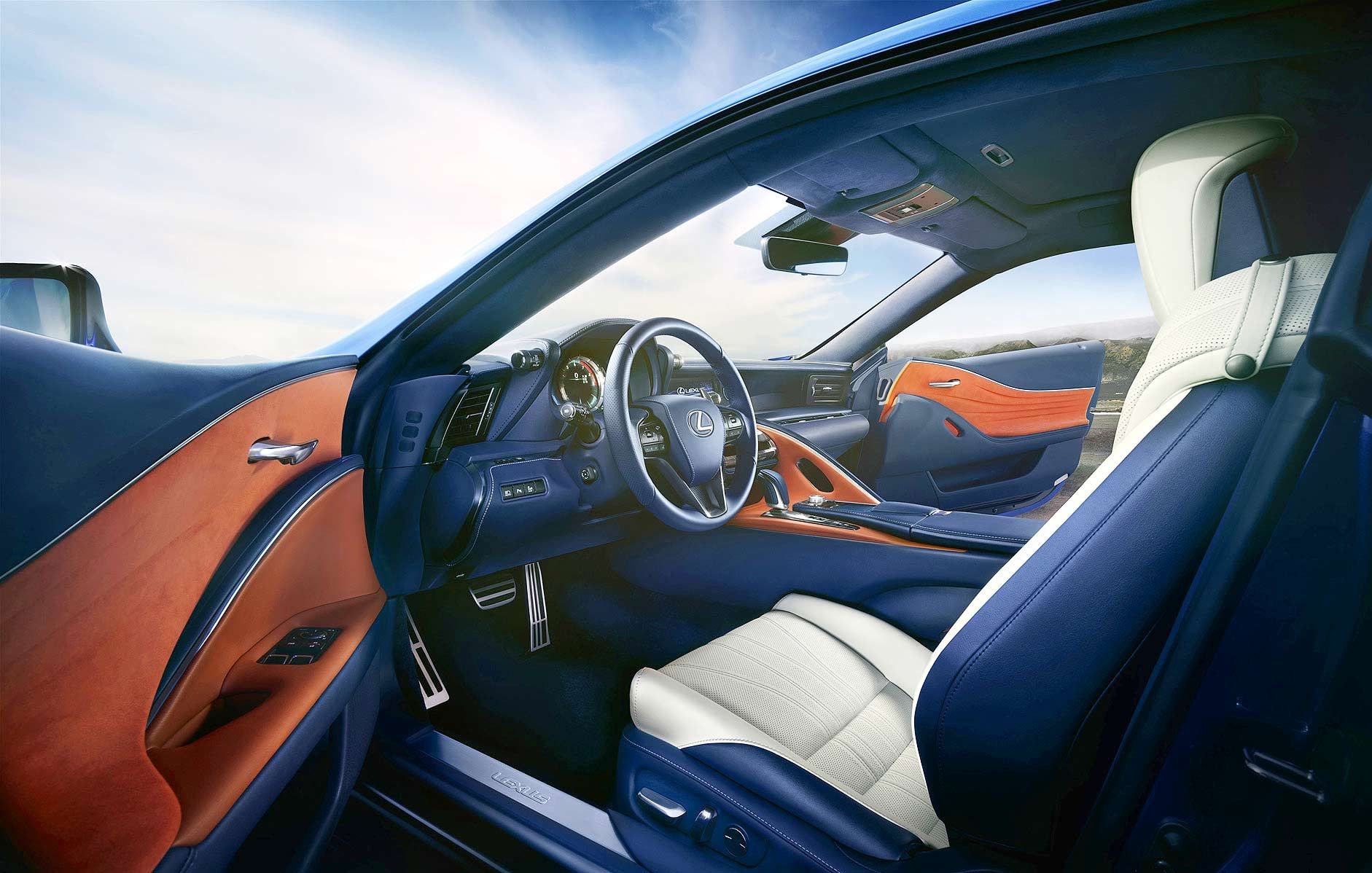 2019 Lexus Lc 500 Review And Redesign Lexus Lc 500 Pinterest