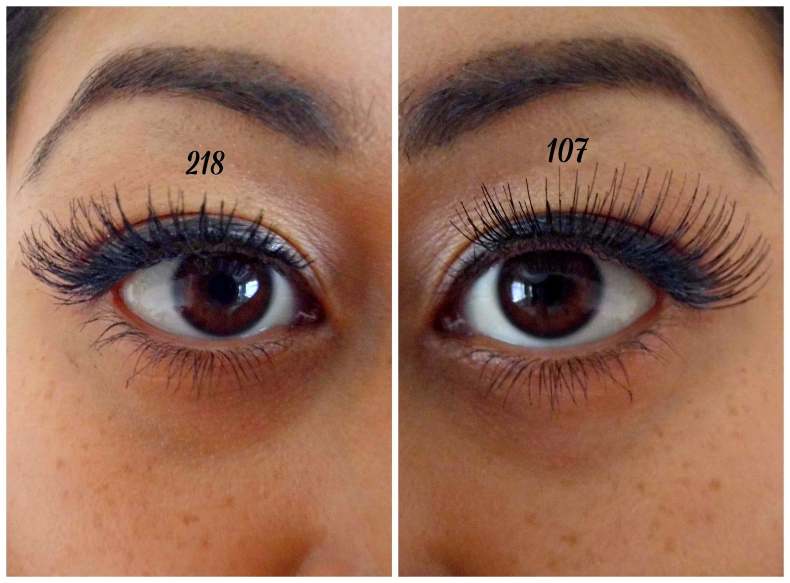 Red Cherry Lashes In 107 And 218 Beauty Pinterest Lashes Red
