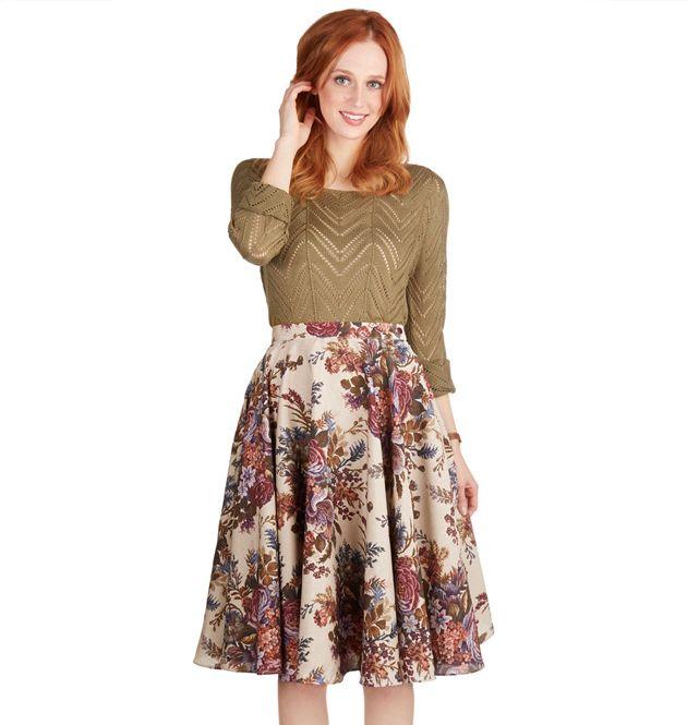Patrones faldas / Falda capa entera | Corte y confección | Pinterest ...