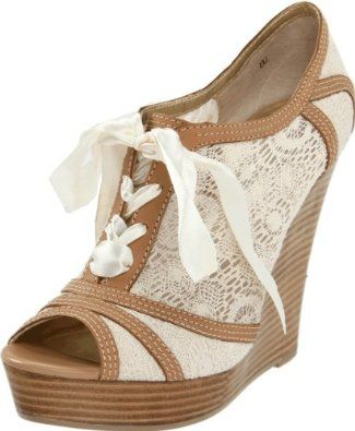 : Seychelles Women's Harmony Wedge Pump: Shoes