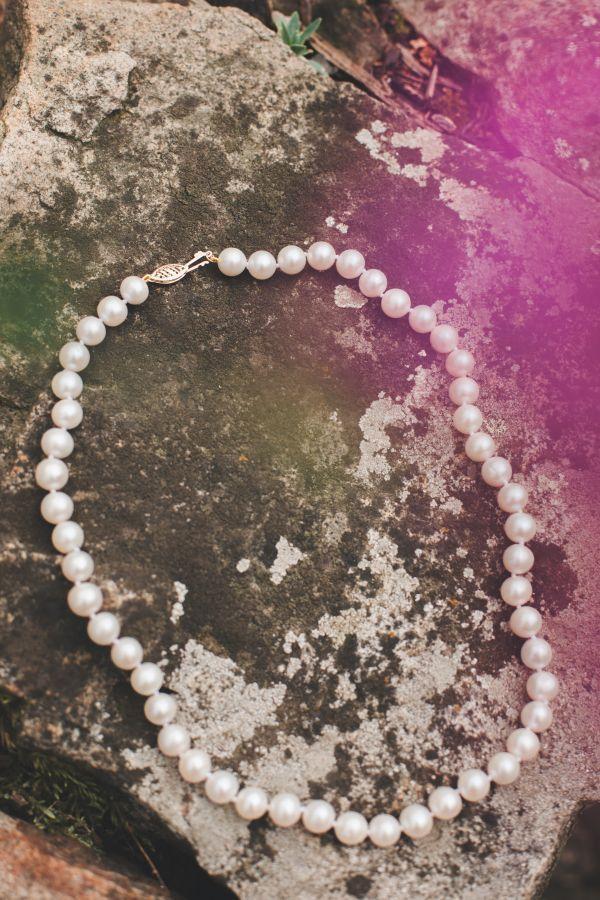 Bridal Jewelry Pearls