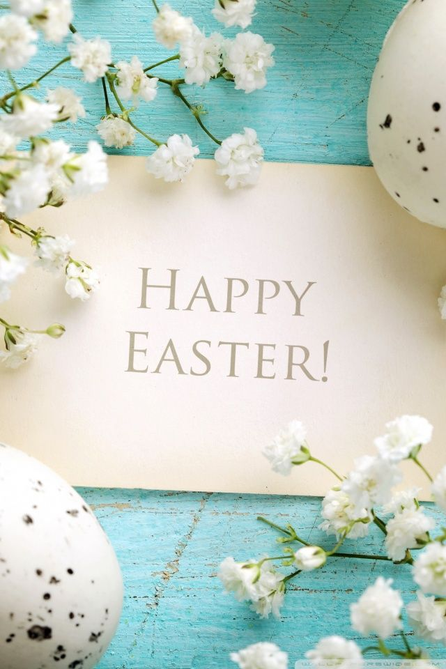 Cute Easter Background Pictures
