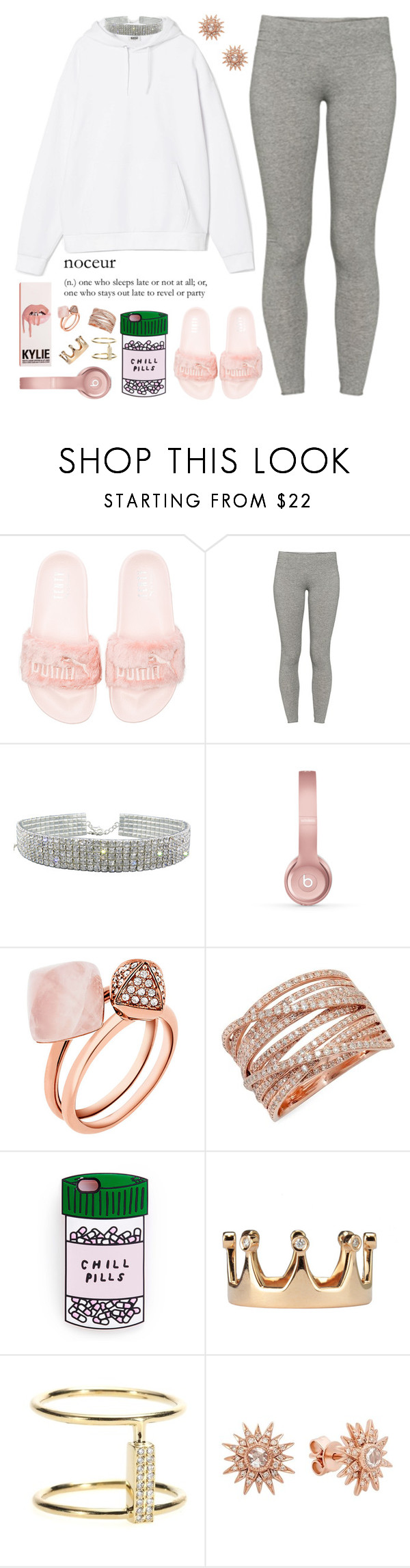 """""""P's And Q's"""" by love-rebelwolf ❤ liked on Polyvore featuring TNA, Beats by Dr. Dre, Michael Kors, Dada Arrigoni and Ileana Makri"""