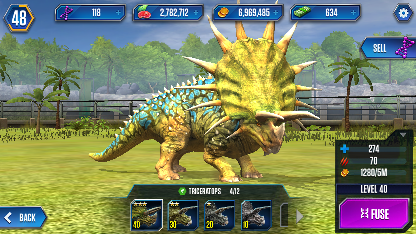 Jurassic World The Game Choose Your Story Hack on