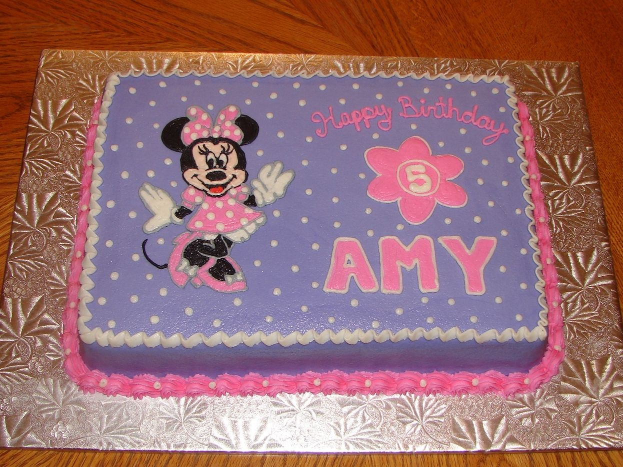 Minnie Mouse Sheet Cake Google Search Minnie Mouse Birthday Birthday Sheet Cakes Minnie Birthday