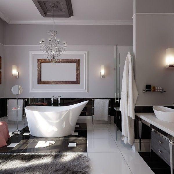 Modern Badezimmer Designs Accessoires Interieur Design Pinterest