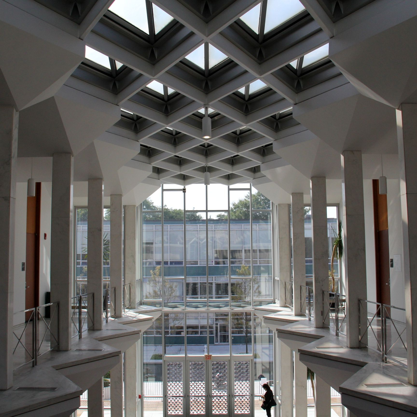 Mcgregor Memorial Conference Center 1958 Business Design