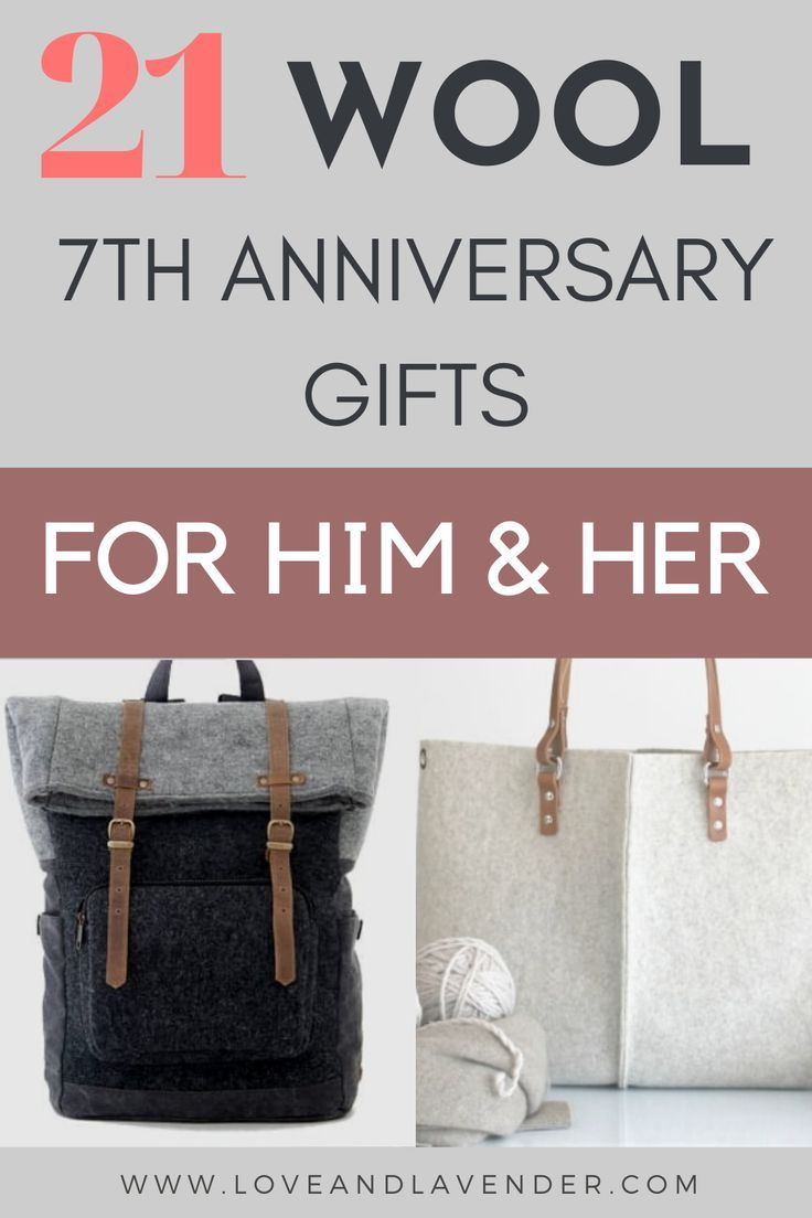 21 wool gifts to warm your 7th anniversary in 2020