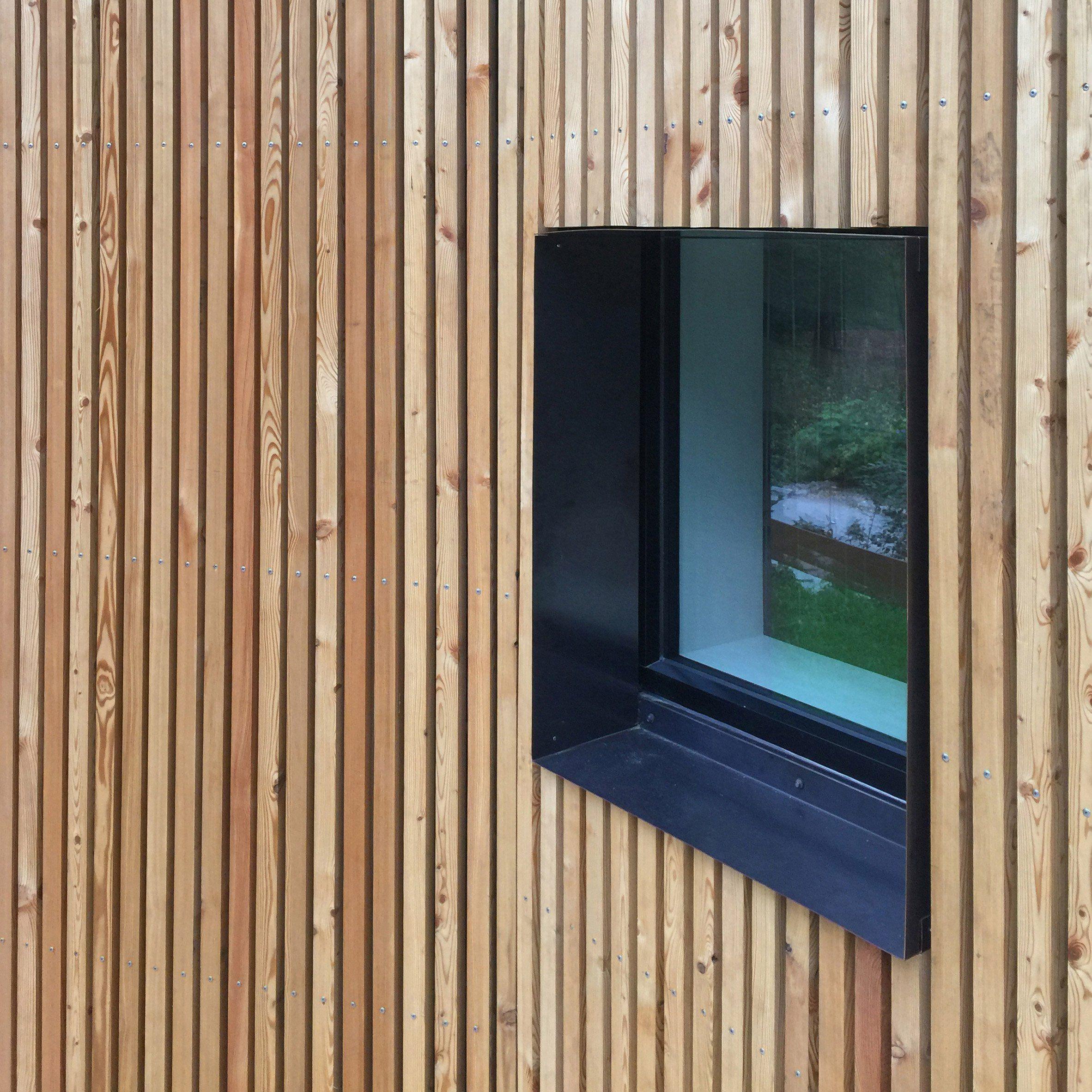 Rivestimento Casa In Legno sako chater | facade house, house cladding