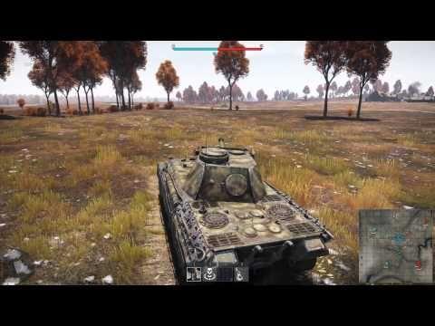 tiger h1 war thunder гайд