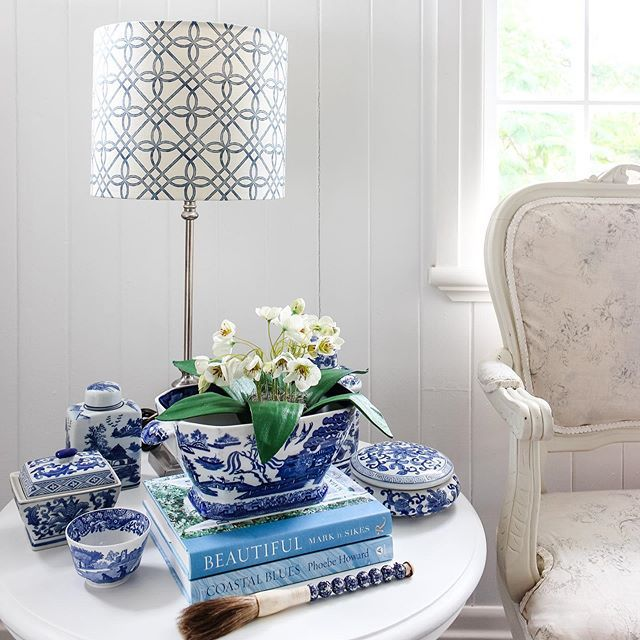 Forget Boring White Lamp Shades After Finding A Wonderful
