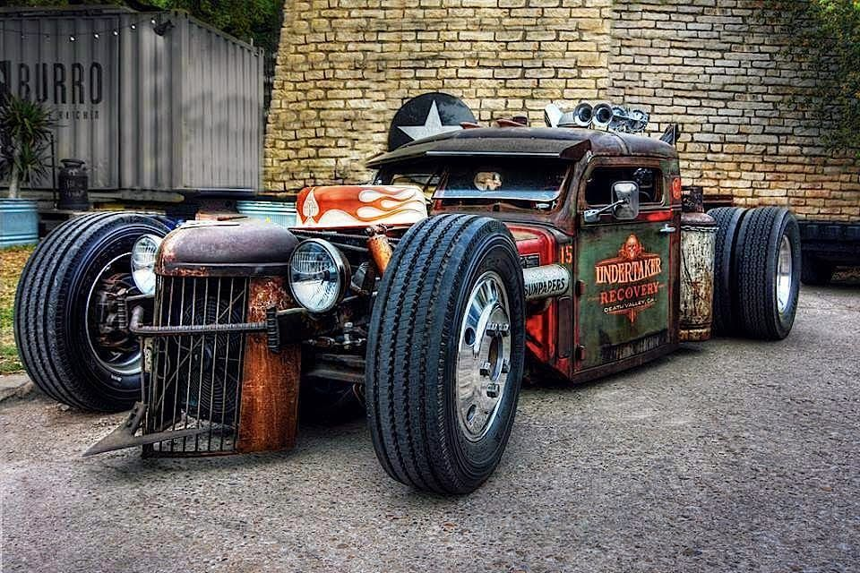 American Rat Rod Cars & Trucks For Sale   It\'s A Rat   Pinterest ...