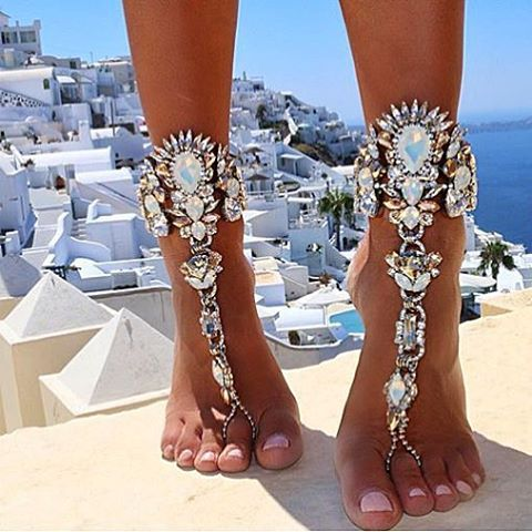 085b2af6505bb8 Paula Manzanal Feet Jewelry