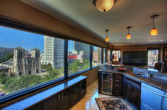 The Morris Penthouse Downtown San Antonio Living At Its Luxurious Finest Stunning One Of A Kind Penthouse Penthouse Apartment Apartments For Rent Pent House