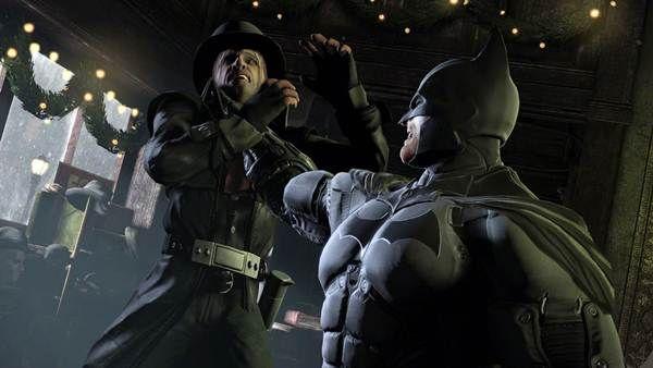 Batman Arkham Origins New Images Batman Arkham Origins Batman