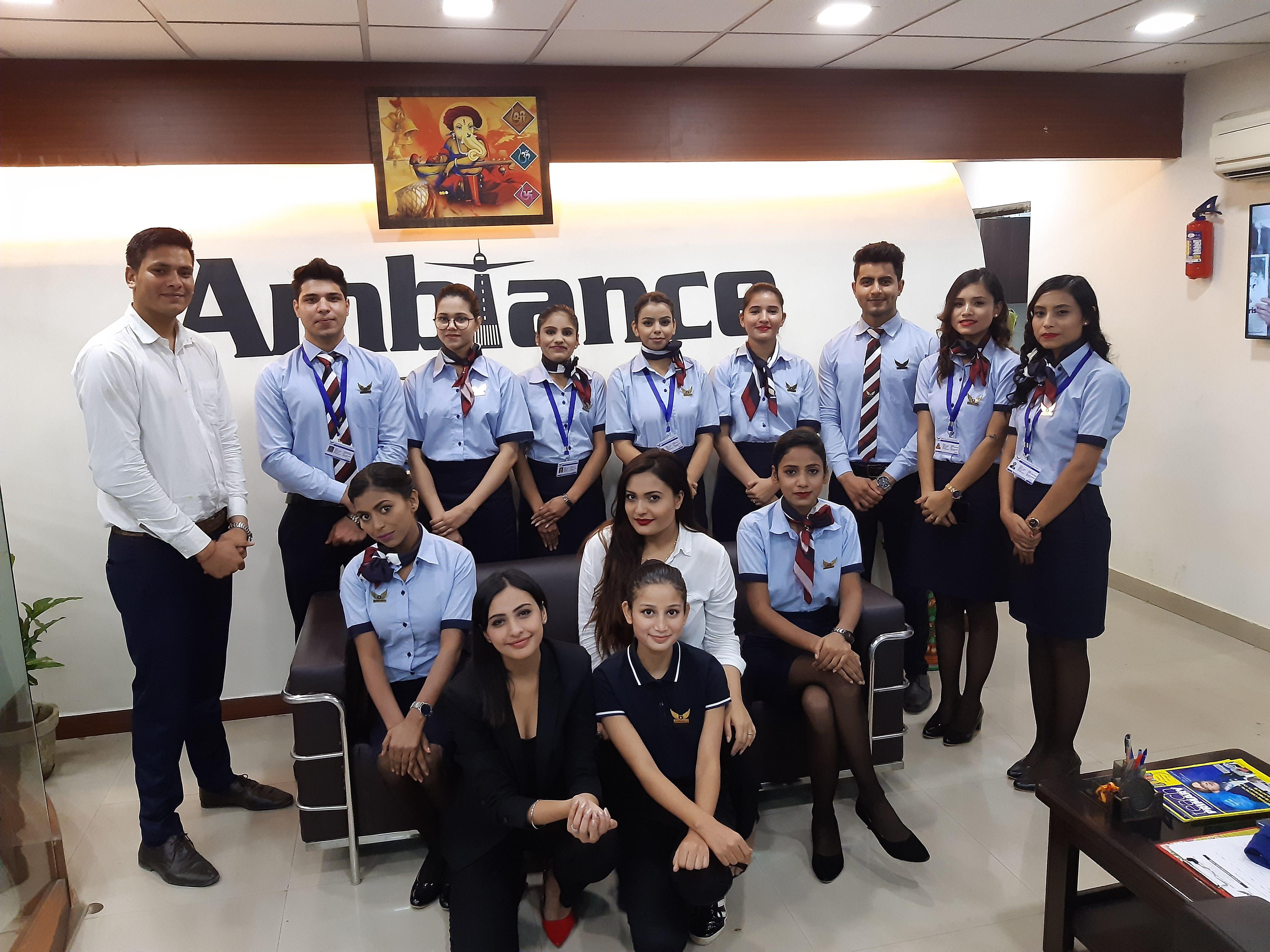 Best air hostess training institute in delhi in 2021 air