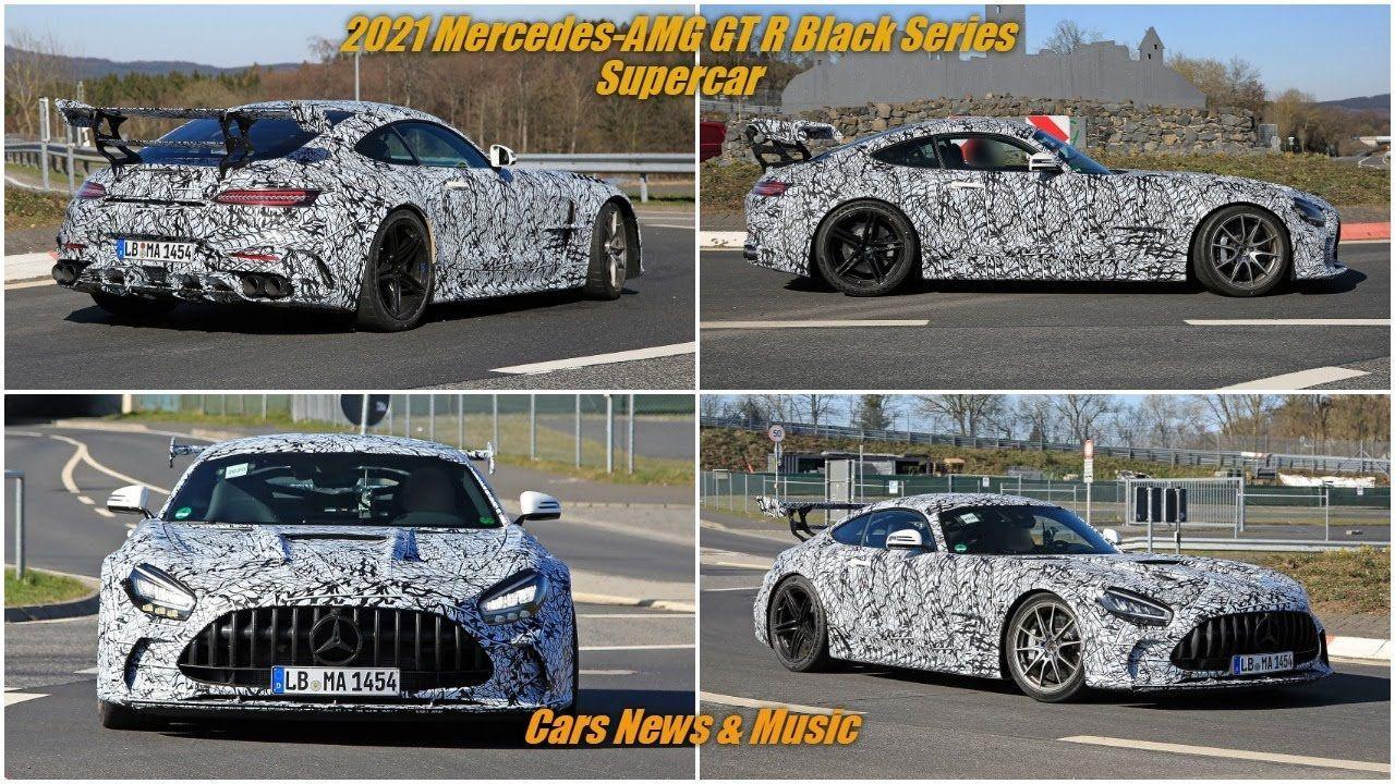 Mercedes Amg Gt R Black Series 2021 Supercar Spied On The Ring Cars In 2020 Mercedes Amg Gt R Mercedes Amg Black Series